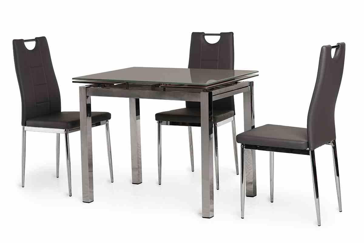 Обідній стіл T-231-8 сірий 3