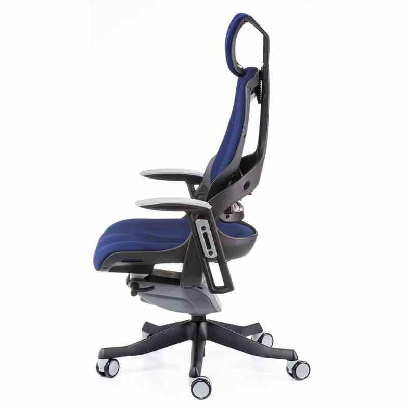 Крісло WAU NAVYBLUE FABRIC 0