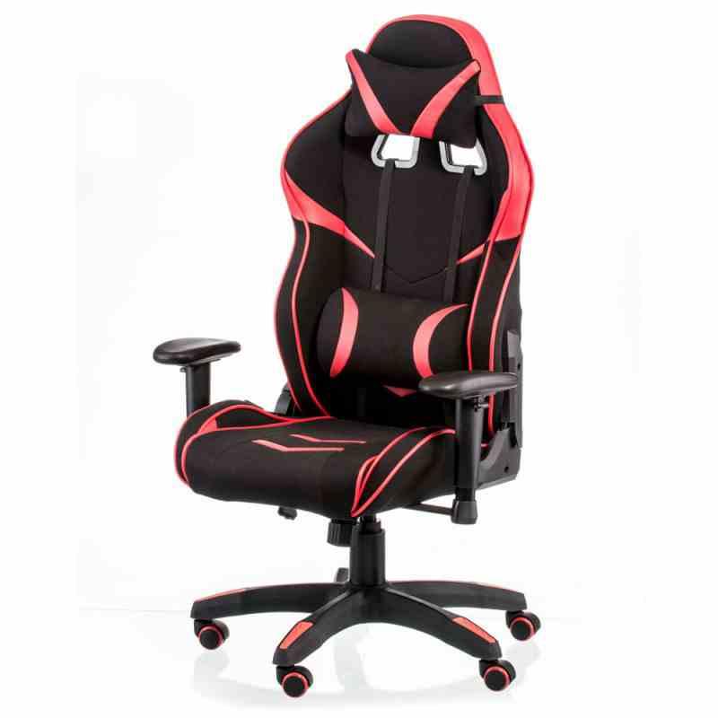Крісло ExtremeRace 2 black/red 19