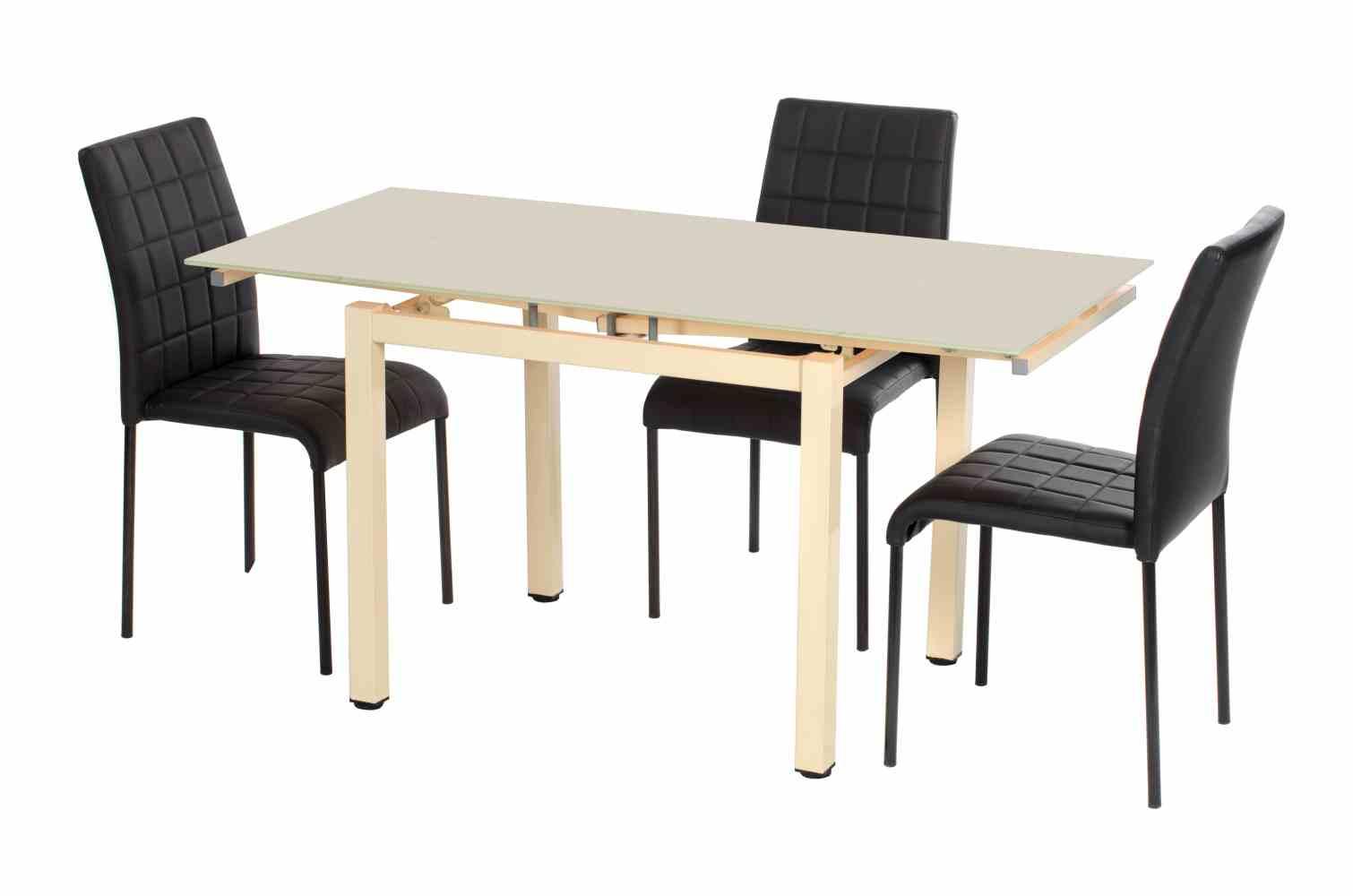 Обідній стіл T-231-8 кремовий 3