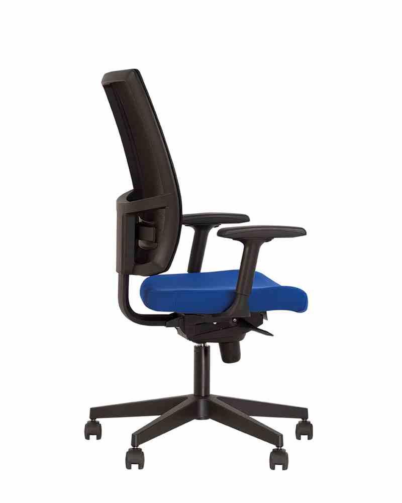 Крісло офісне MELANIA NET R black ES PL70 3