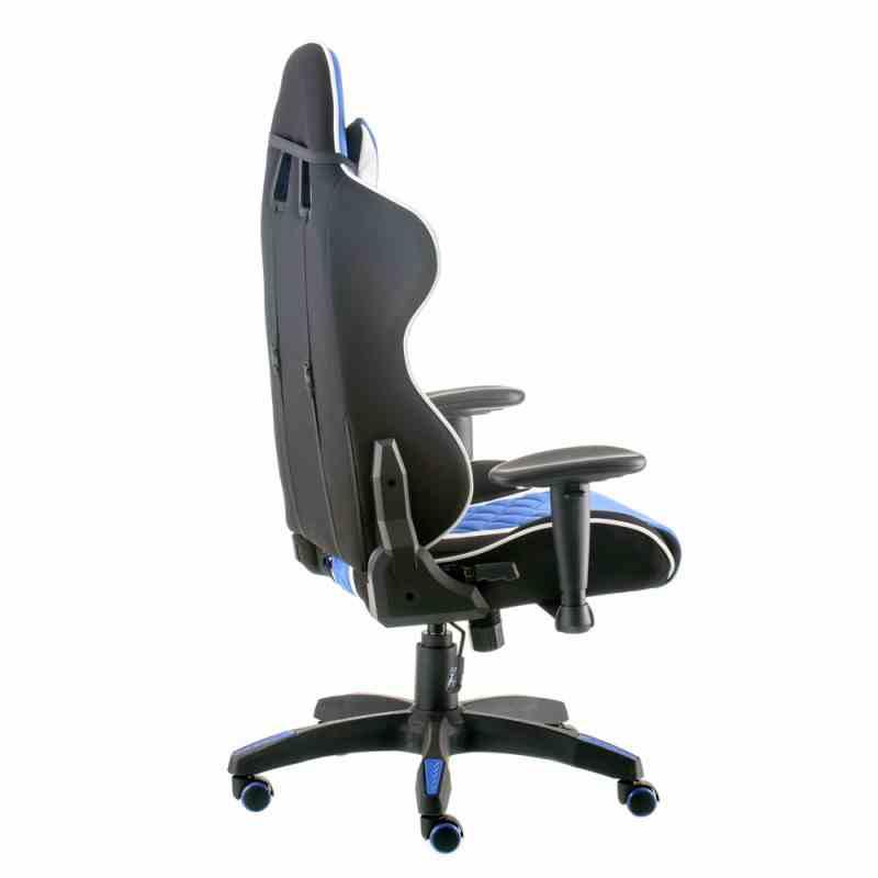 Крісло ExtremeRace 3 black/blue 3