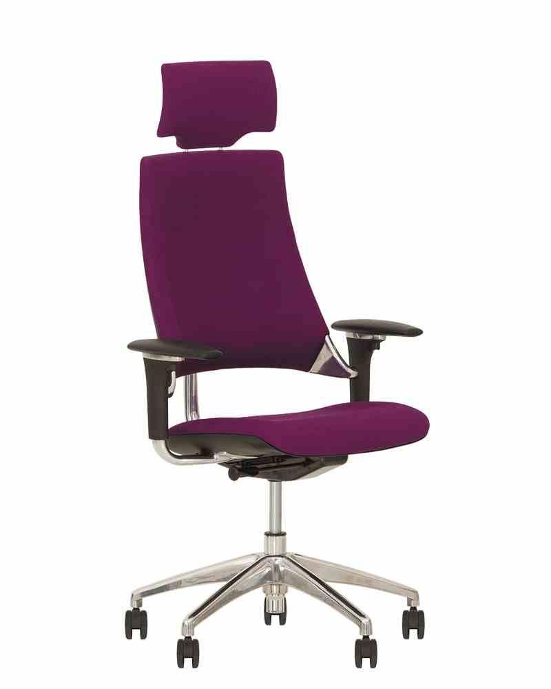 Крісло керівника HIP HOP R HR BLACK 2