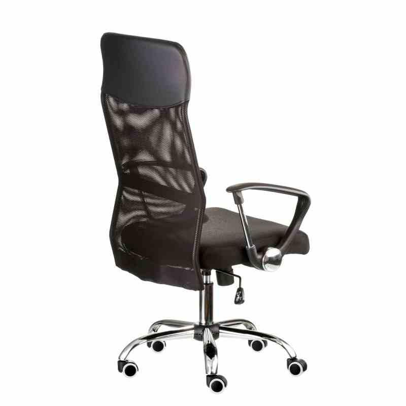 Крісло Supreme black 2
