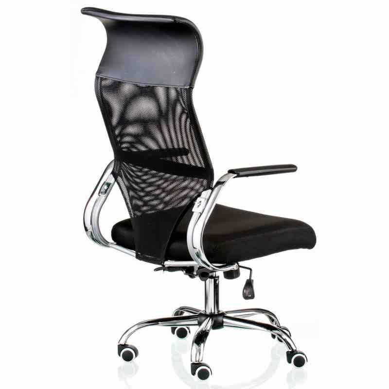 Крісло Supreme 2 black 3