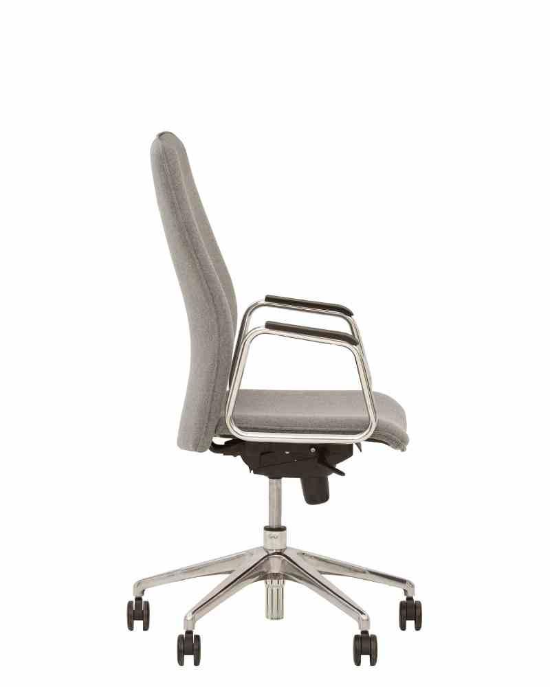 Крісло SOLO steel ES AL70 з «Синхромеханiзмом» 1