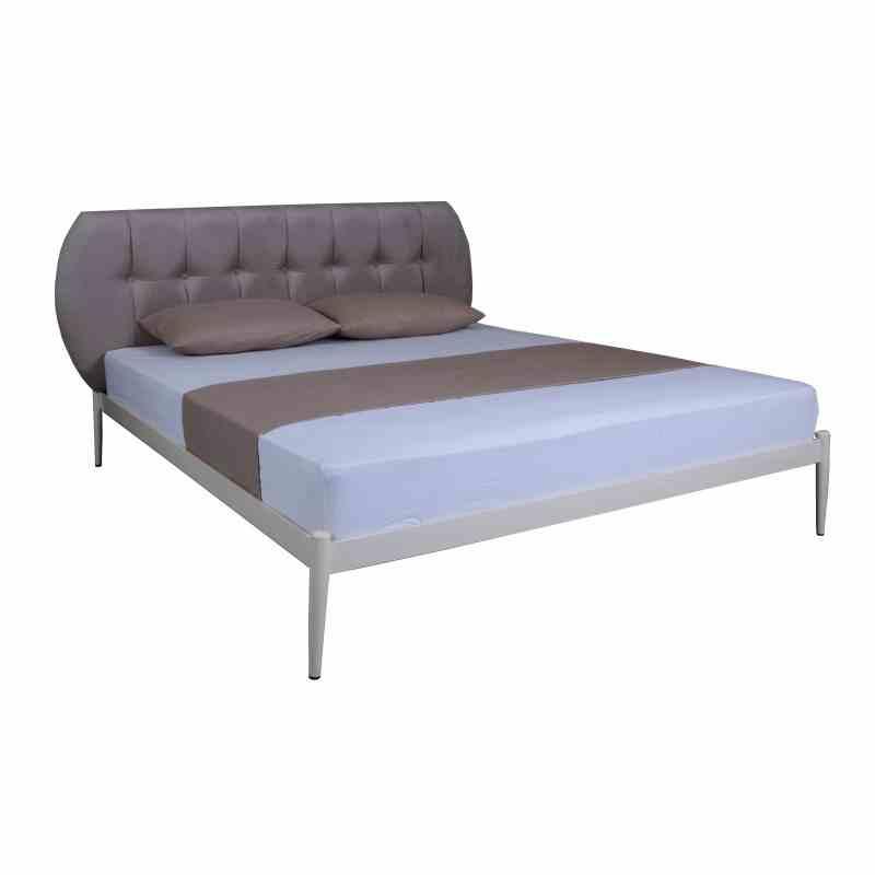 Двоспальне ліжко Eagle CLEO 1600x2000 beige 3