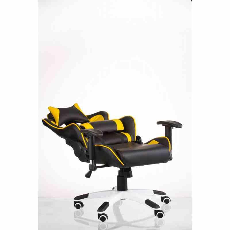 Крісло ExtremeRace black / yellow 15