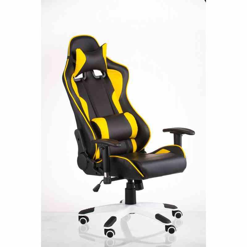 Крісло ExtremeRace black / yellow 13