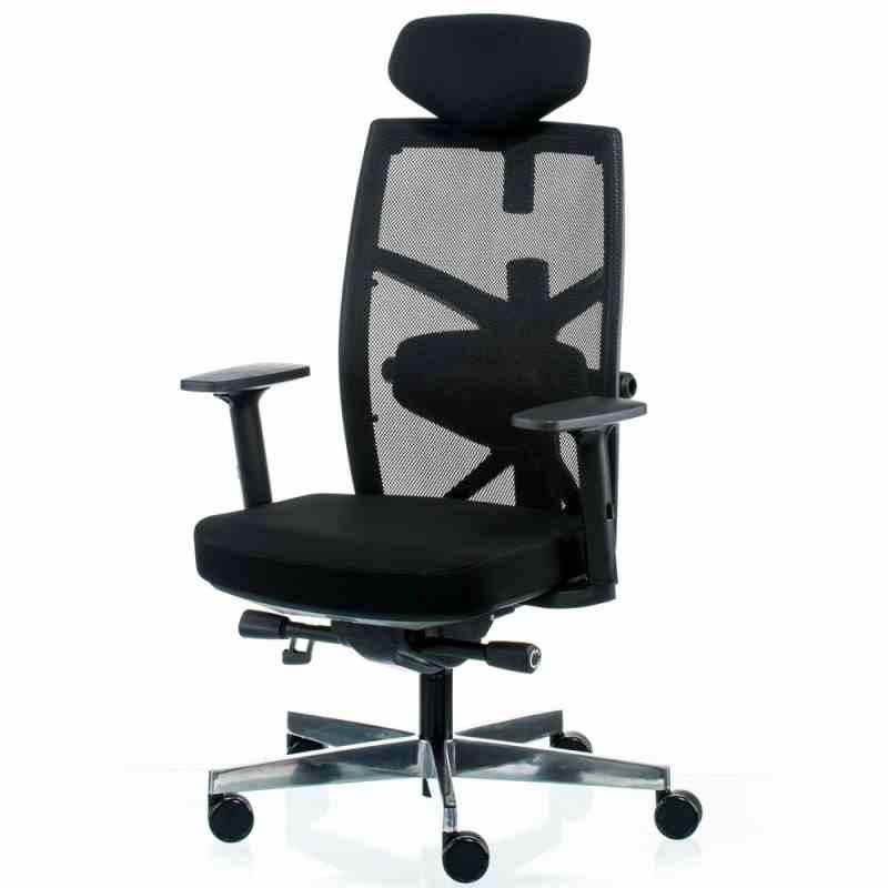 Крісло TUNE BLACK 19
