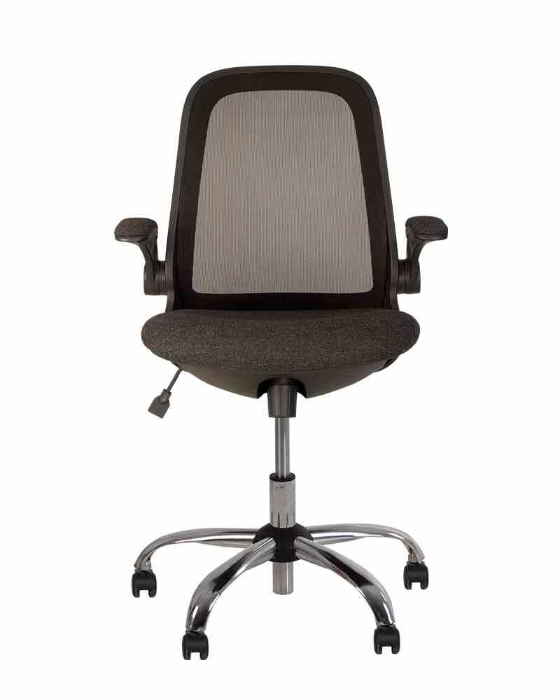 Крісло офісне GLORY GTP black Tilt CHR61 0