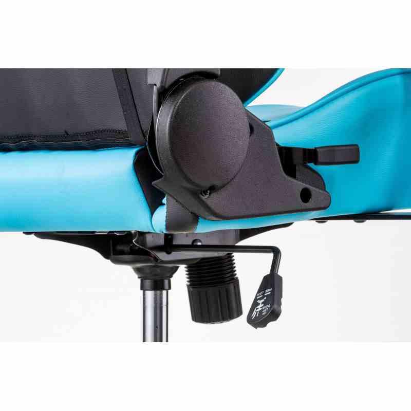 Крісло ExtremeRace black/blue 8
