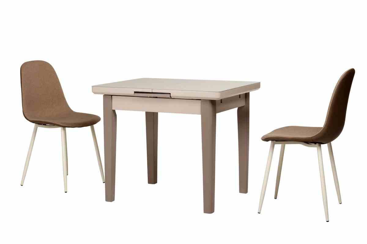 Обідній стіл TM-79 капучино-латте 5