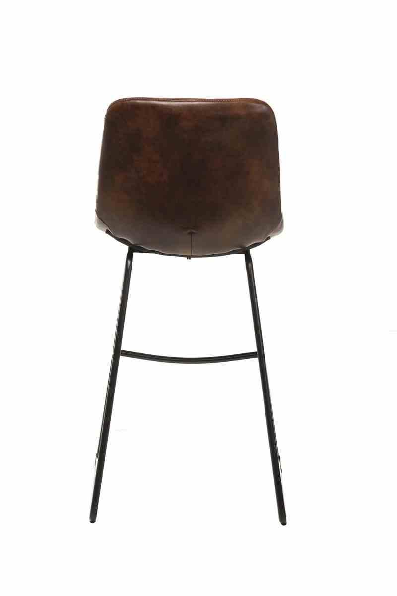 Стілець барний В -13 коричневий антик 2