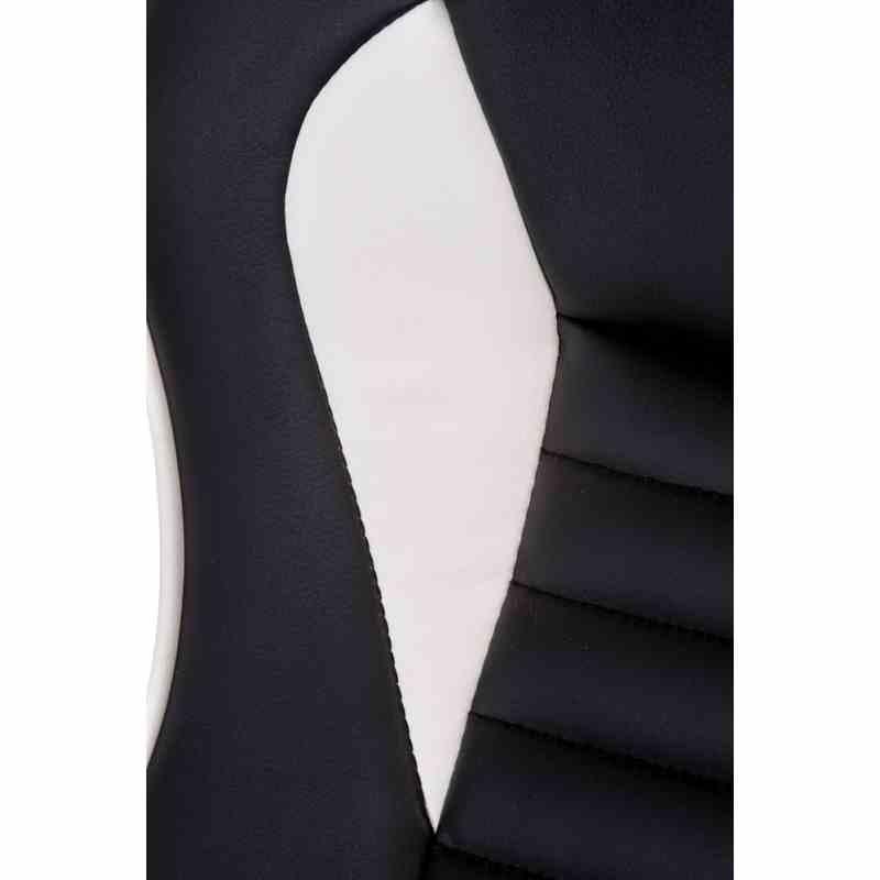 Крісло Nero Black/White 7
