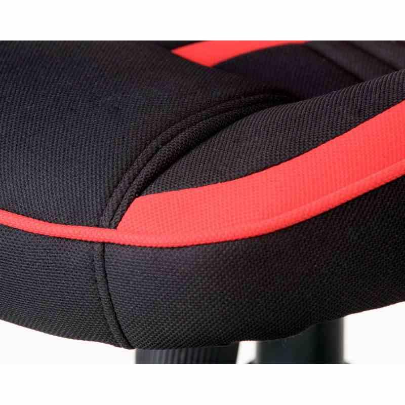 Крісло Prime Black/Red 7