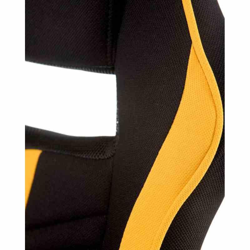 Крісло Prime black/yellow 7