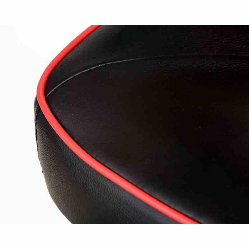 Крісло Nitro Black/Red 7