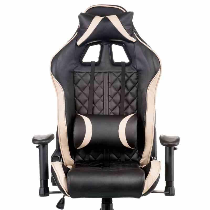 Крісло ExtremeRace Black/Cream 7