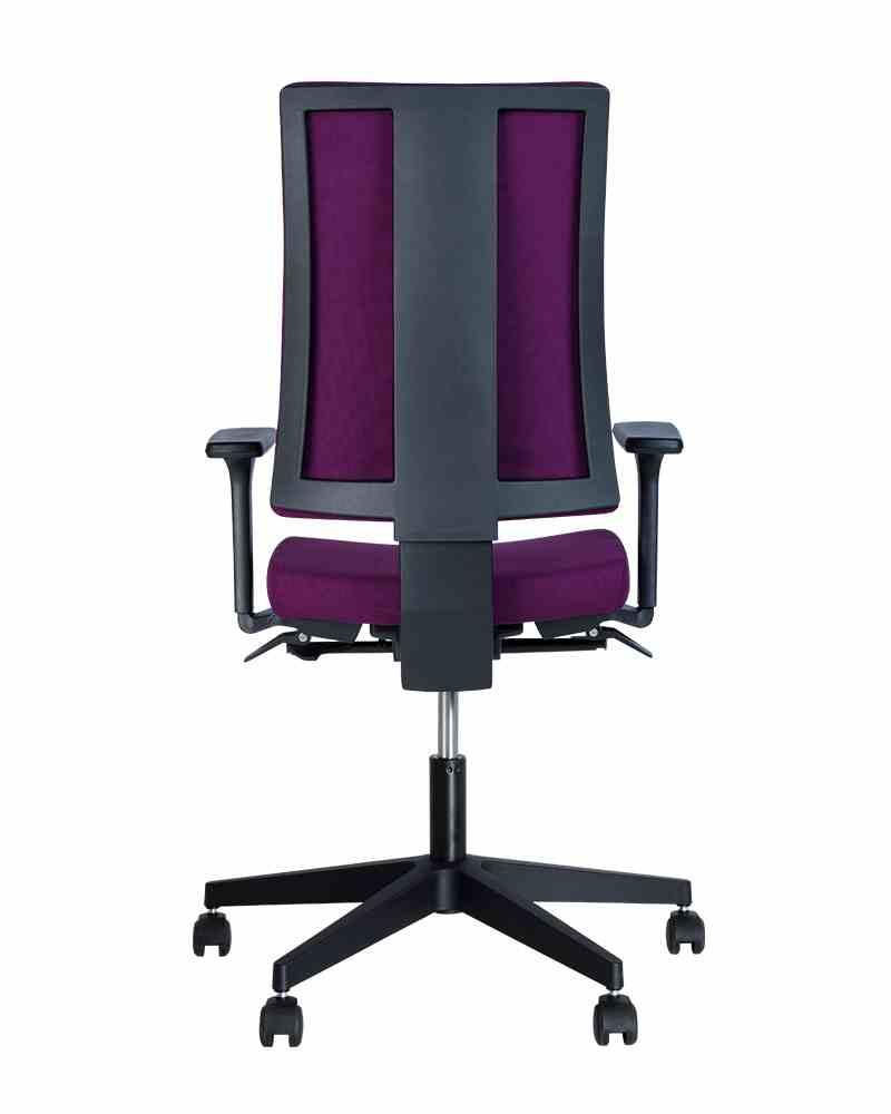 Крісло офісне NAVIGO R window black WA ST PL70 з «Синхромеханiзмом» 0