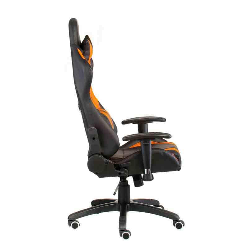 Крісло ExtremeRace black/orange 1