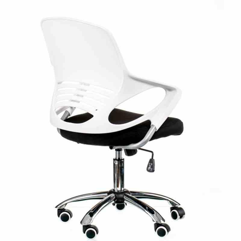 Крісло офісне Envy Black / White 3