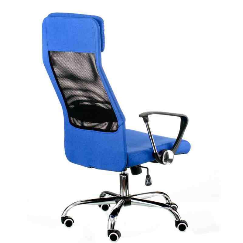 Крісло Silba blue 3