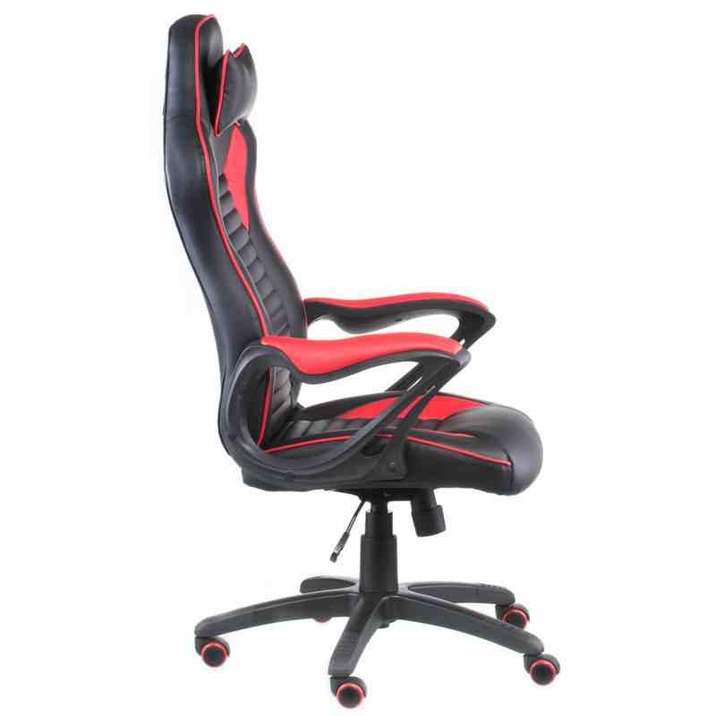 Крісло Nero Black/Red 1