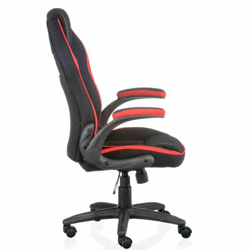 Крісло Prime Black/Red 1