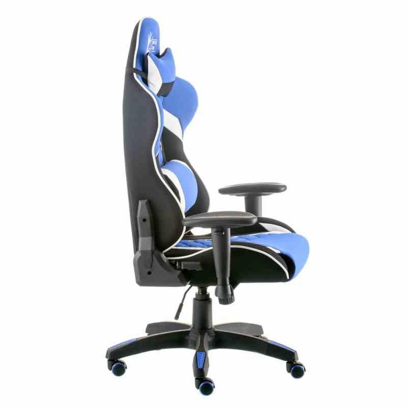 Крісло ExtremeRace 3 black/blue 1