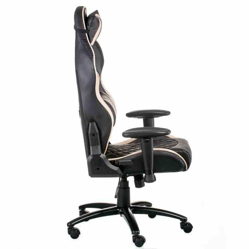 Крісло ExtremeRace Black/Cream 1