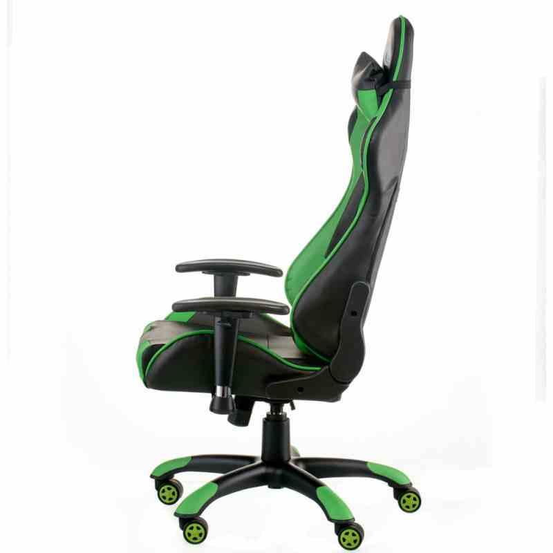 Крісло ExtremeRace black/green 0