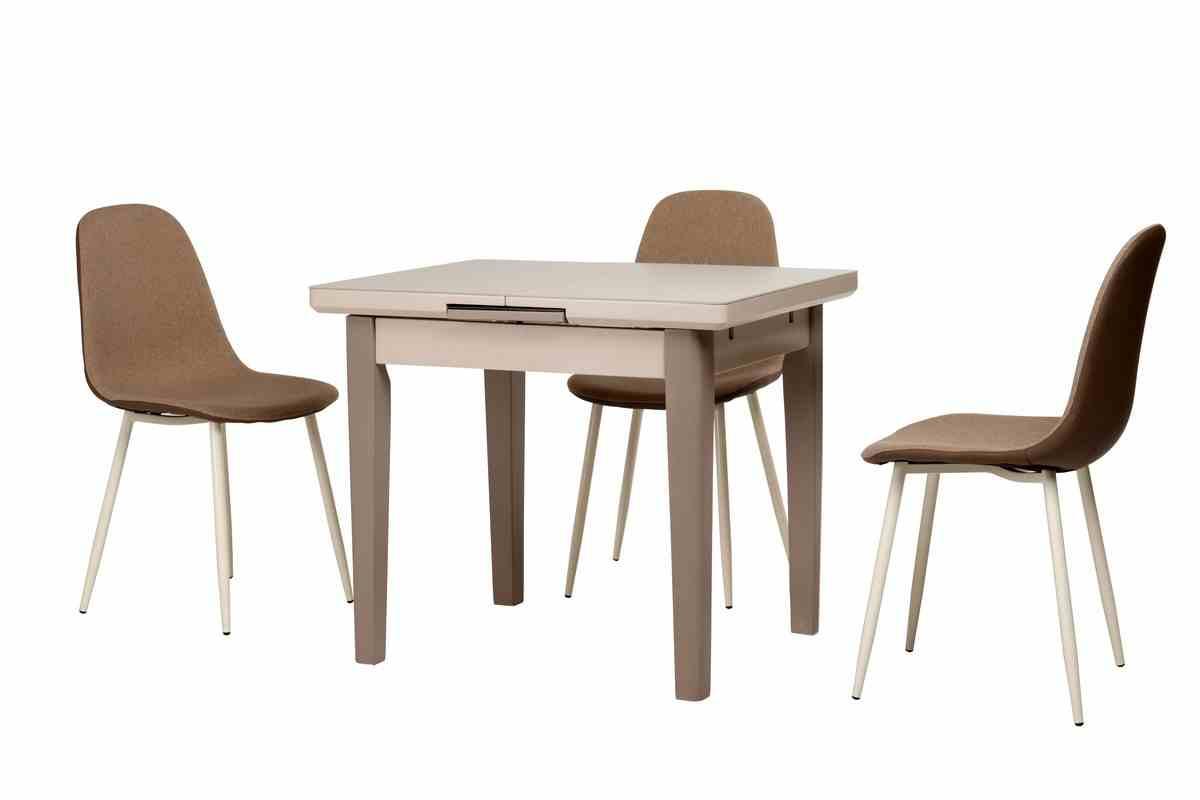 Обідній стіл TM-79 капучино-латте 4