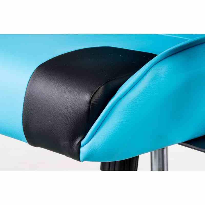 Крісло ExtremeRace black/blue 6