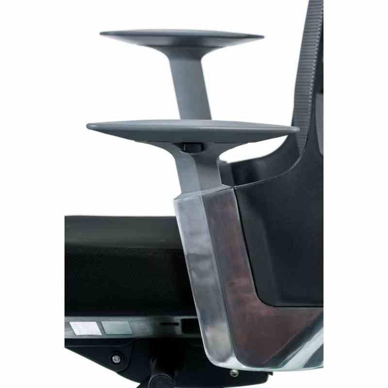 Крісло SPINELLY BLACK/METALLIC 6