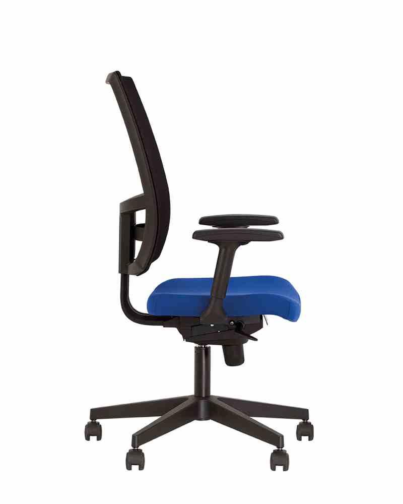 Крісло офісне MELANIA NET R black ES PL70 2