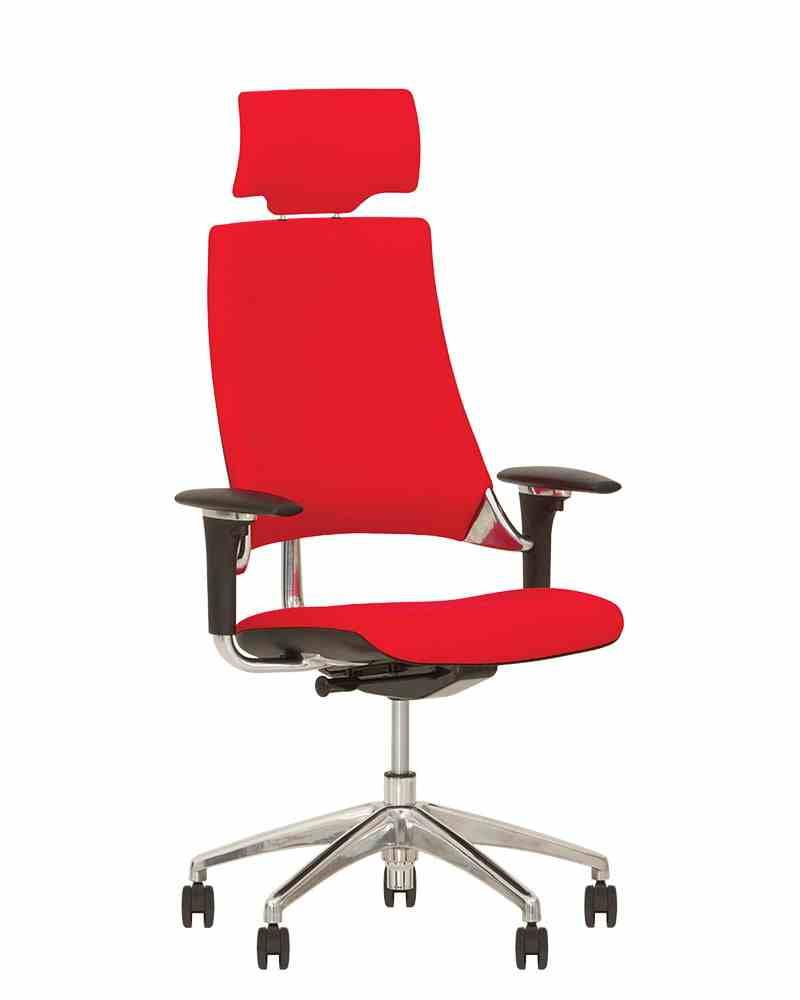 Крісло керівника HIP HOP R HR BLACK 4