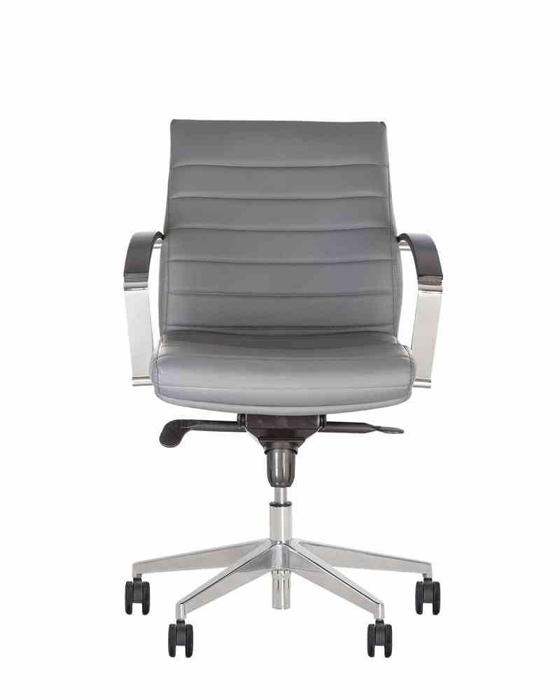 Крісло керівника IRIS STEEL LB CHROME 1