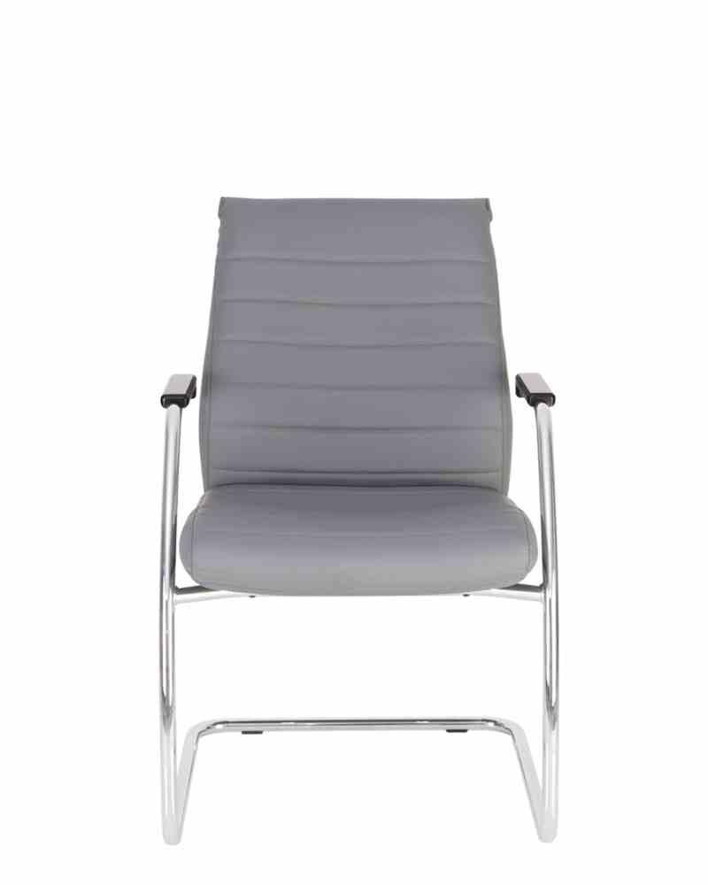 Крісло конференційне IRIS STEEL CF LB CHROME 1