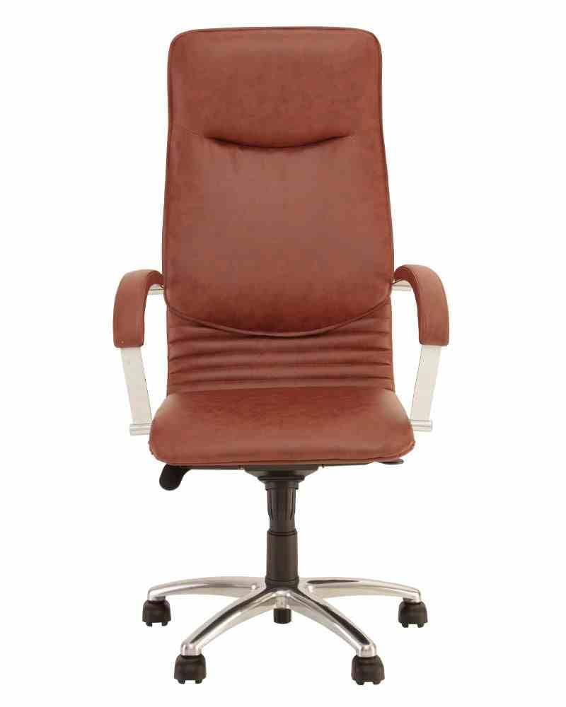 Крісло керівника NOVA STEEL CHROME MPD AL68 0
