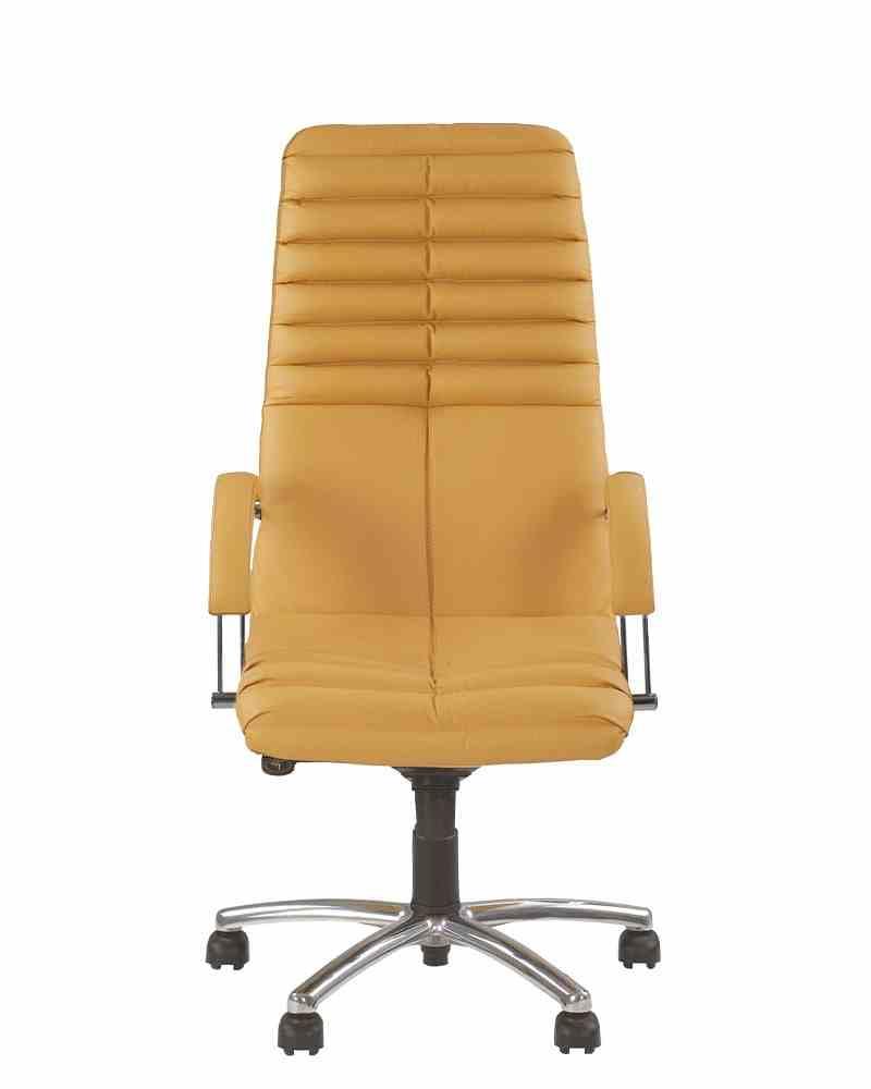 Крісло керівника GALAXY STEEL CHROME MPD AL68 0