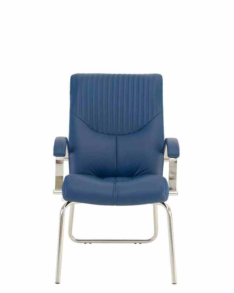 Крісло конференційне GERMES STEEL CFA LB CHROME 1