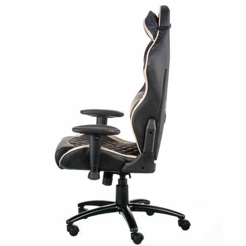 Крісло ExtremeRace Black/Cream 0