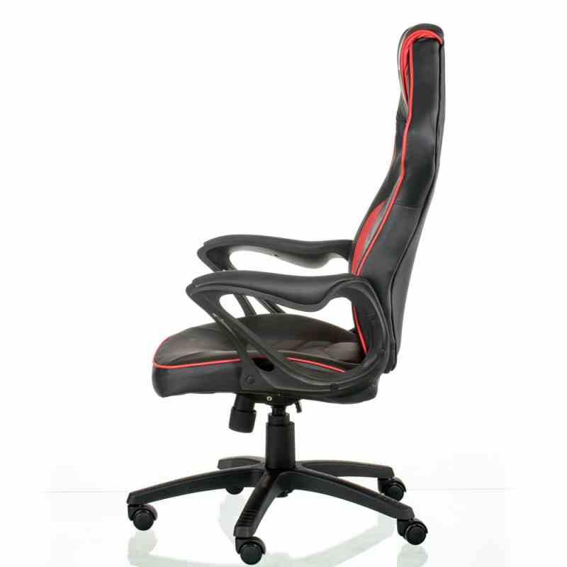 Крісло Nitro Black/Red 0