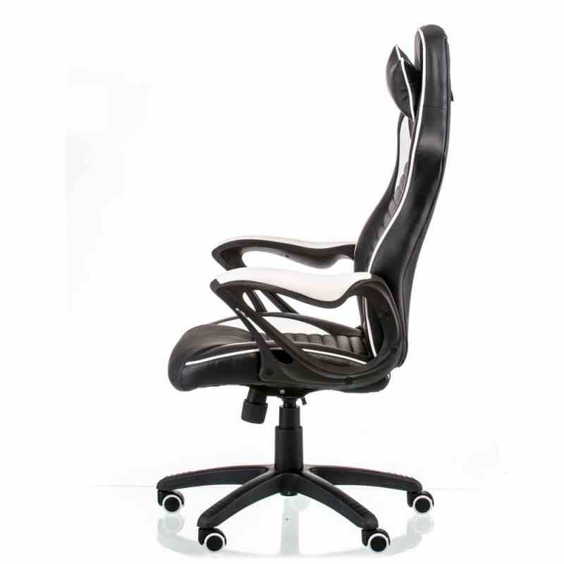 Крісло Nero Black/White 0