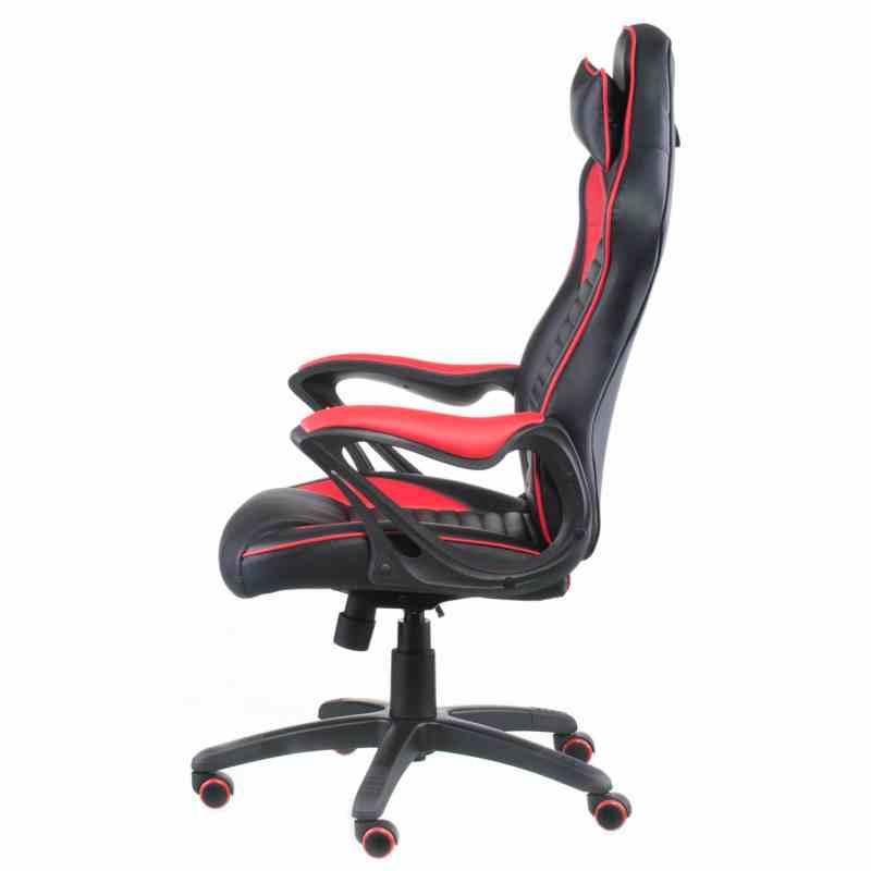 Крісло Nero Black/Red 0