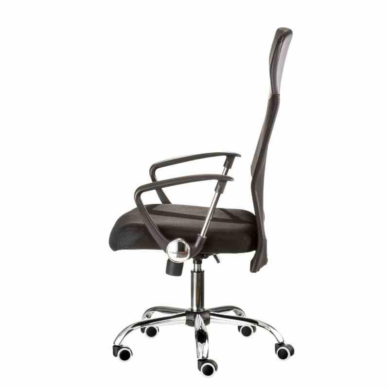 Крісло Supreme black 1