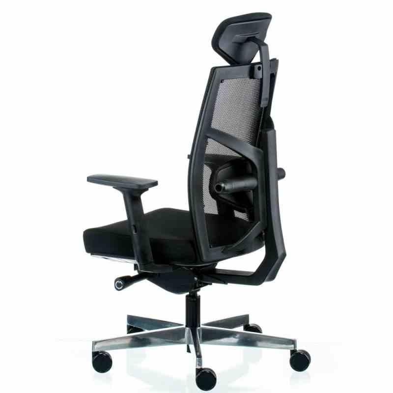 Крісло TUNE BLACK 3