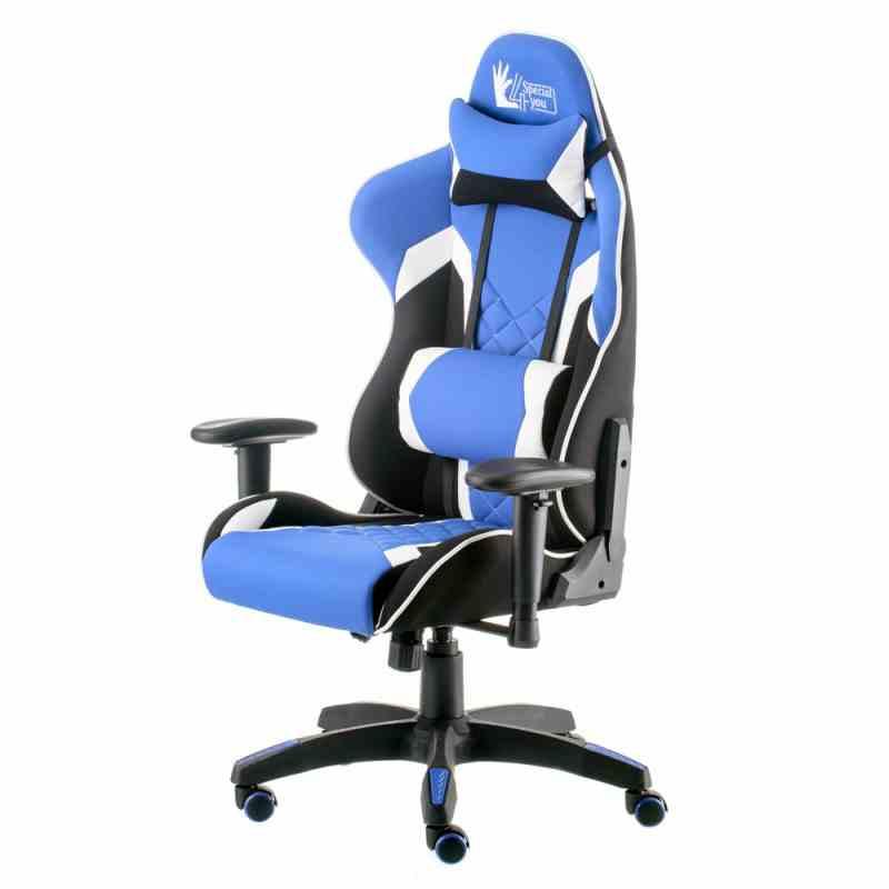Крісло ExtremeRace 3 black/blue 19