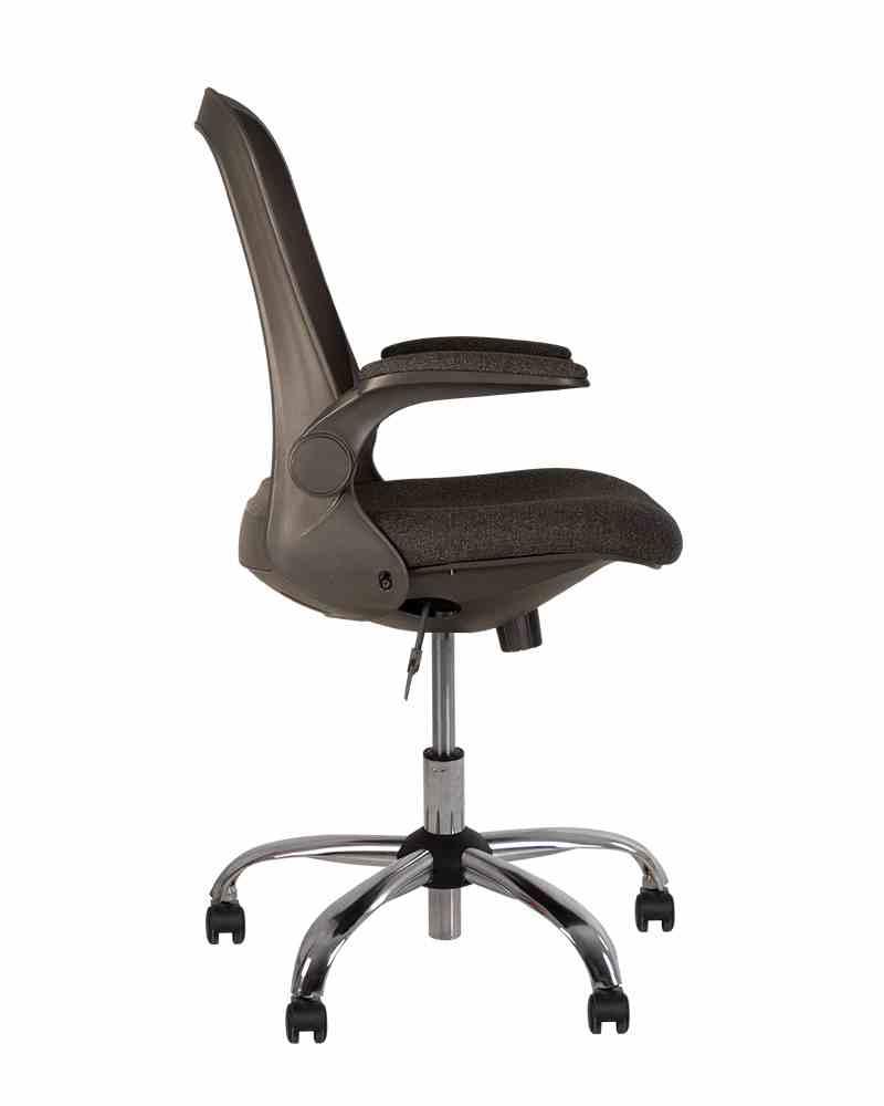 Крісло офісне GLORY GTP black Tilt CHR61 1